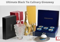 Hanger Project Ultimate Black Tie Culinary Giveaway