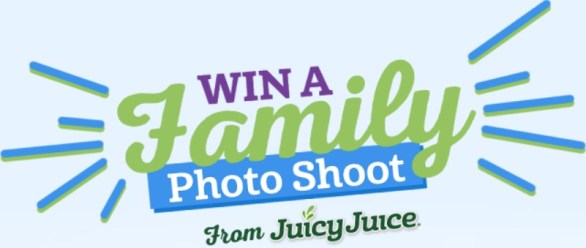 Juicy Juice Family Photo Shoot Sweepstakes