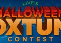 Live Halloween Boxtume Contest