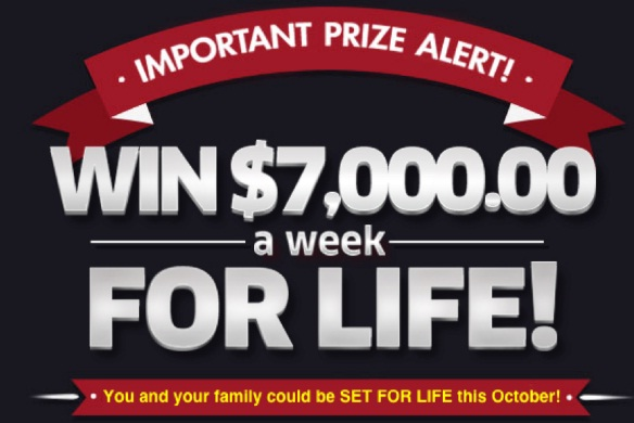 Pch 4 Million Dollars Sweepstakes