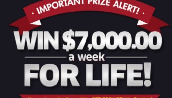 PCH ActNow Super Prize Sweepstakes - Win $1,000,000 Cash Prize