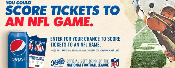 Pepsi NFL Drive Away Sweepstakes