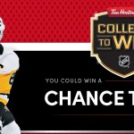 Tim Hortons Collect To Win Hockey Contest