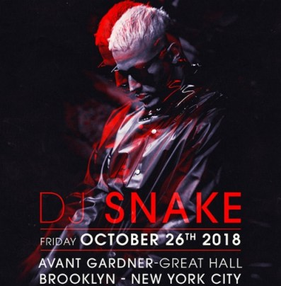 Z100 See DJ Snake Sweepstakes