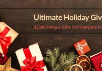 Apollo Box Ultimate Holiday Giveaway