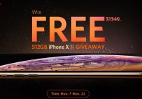 Bestek iPhone XS Giveaway