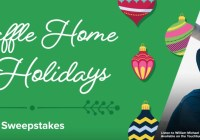 Coca Cola Waffle Home For The Holidays Sweepstakes