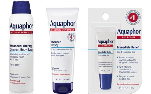 Extra TV A Gift Bag From Aquaphor Giveaway