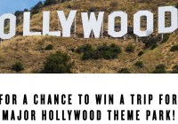 Great Clips Great Hollywood Adventure Sweepstakes