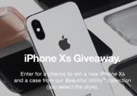 Incase Iphone XS Giveaway