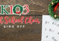 K103 High School Choir Sing Off Contest