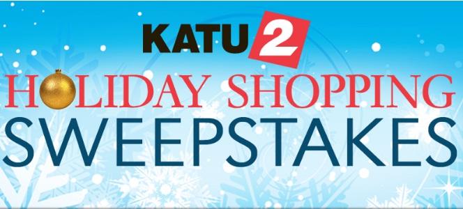 Katu Holiday Shopping Sweepstakes
