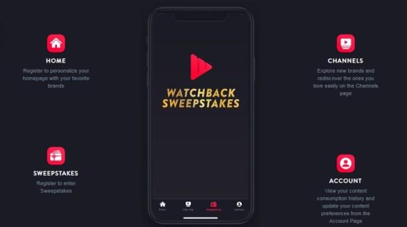NBC WatchBack Weekly Sweepstakes