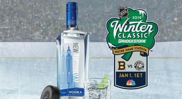 NHL Winter Classic Sweepstakes