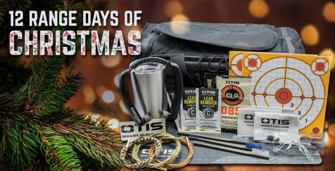 Otis Technology 12 Range Days Of Christmas Giveaway