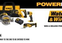 RoadPro Power Drive Watch & Win Sweepstakes