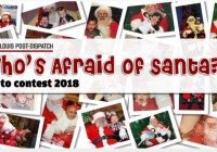 STLtoday Who's Afraid Of Santa Photo Contest