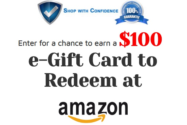 Shop With Confidence Giveaway