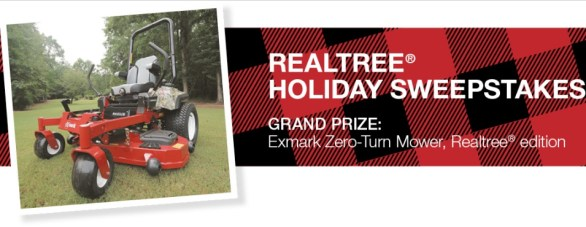 Stage Realtree Holiday Sweepstakes