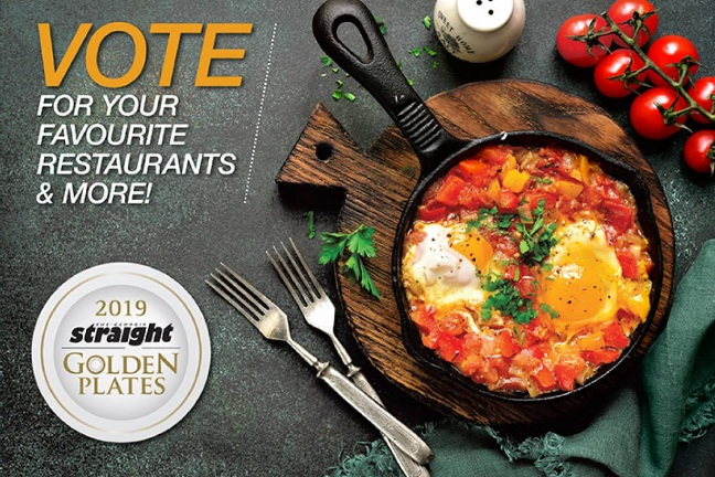 Straight 22nd Annual Golden Plates Ballot Contest