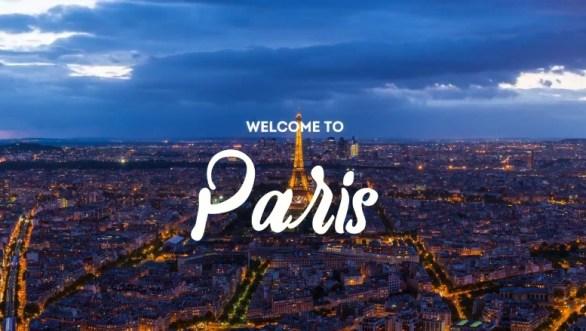 TRTL Travel Pillow Paris Trip Competition