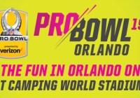 Visit Orlando Pro Bowl Orlando Family Getaway Sweepstakes