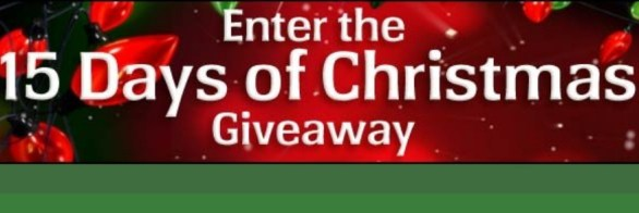 Wane 15 Days Of Christmas Giveaway