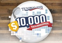 We Are Green Bay Tundraland $10,000 Bath Makeover Giveaway