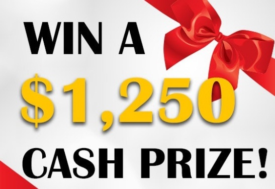 Woman's World $1250 Cash Prize Sweepstakes