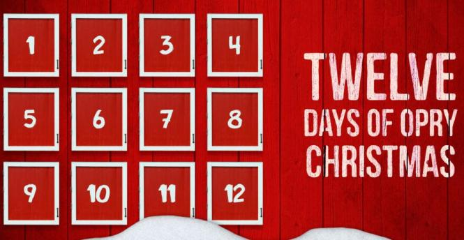 12 Days Of Opry Christmas Sweepstakes