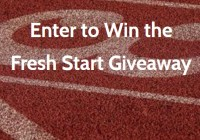 2019 Fresh Start Giveaway