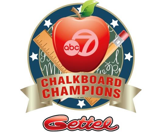 ABC7 Chalkboard Champions Contest