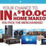 Aaron's Gift Of Greatness Home Makeover Sweepstakes