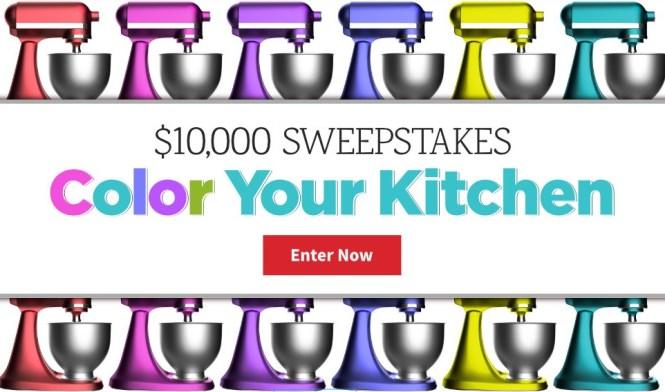 Allrecipes $10,000 Sweepstakes