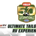 Amalie Motor Oil NHRA Gatornationals Ultimate Tailgator Sweepstakes