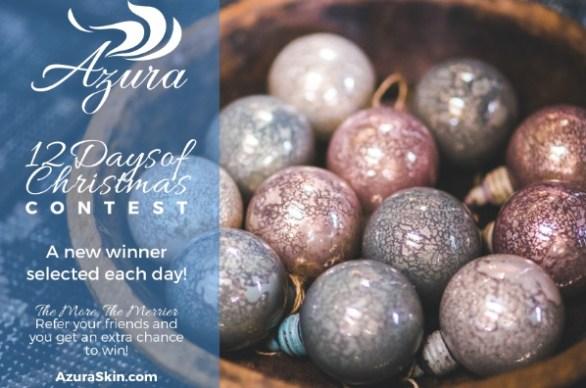 Azura 12 Days Of Christmas Contest