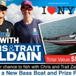 Bassmaster Fish With Chris & Trait Zaldain Sweepstakes