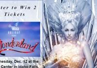 Cirque Musica Wonderland Ticket Giveaway