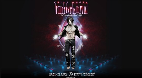 Crook And Chase Criss Angel Mindfread Las Vegas Sweepstakes