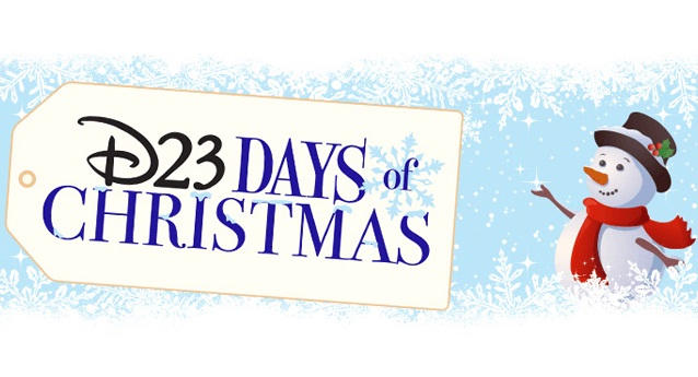 Disney D23 Days Of Christmas Sweepstakes