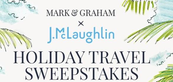 Mark & Graham J.McLaughlin Holiday Travel Sweepstakes