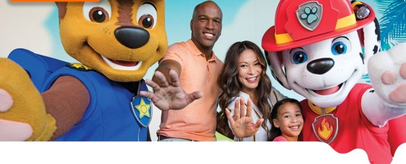 Nick Resort Punta Cana Paw Patrol Live Tour Sweepstakes