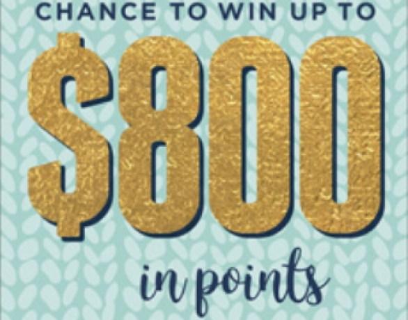 Shop Your Way $800 New Years Bonus Cheer Instant Win Game