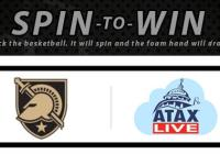 USMA ATAX Spin To Win Sweepstakes