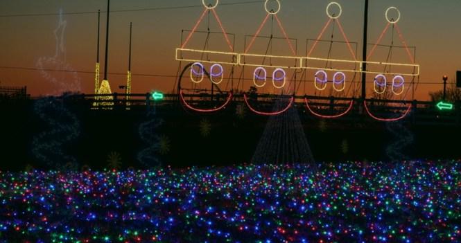 WTVR CBS 6 News Illuminate Light Show Contest