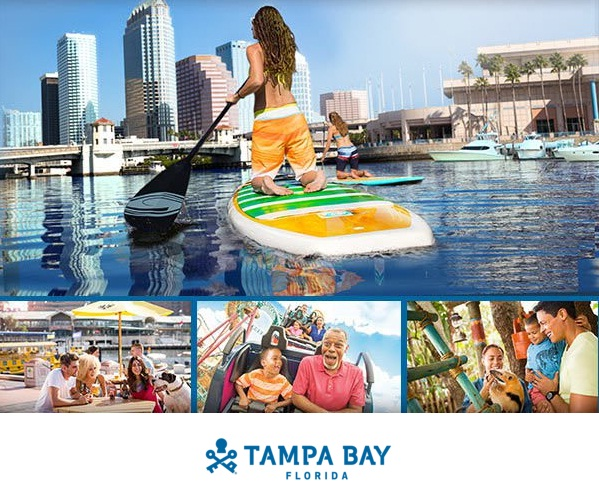 Where Traveler Trip To Tampa Bay Giveaway