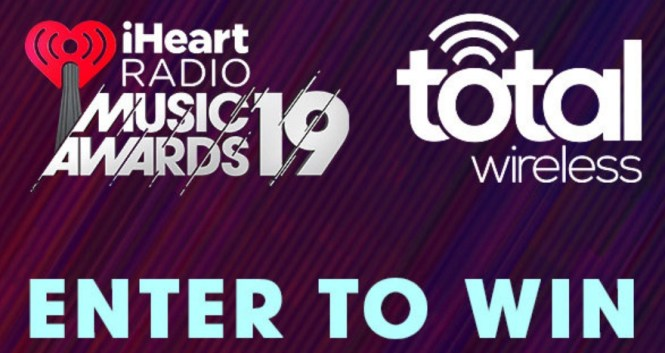 107.3 The River Total Wireless iHeartRadio Music Awards Sweepstakes