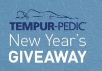 Abt Electronics Tempur Pedic New Years Giveaway