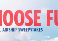 Choose Fun Carnival Airship Sweepstakes