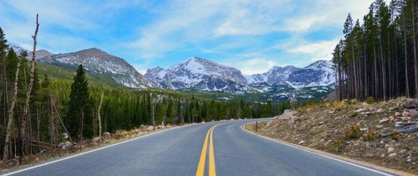 Colorado Road Trip Vacation Sweepstakes